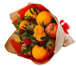 Фруктовый букет «Оранж Джус»
