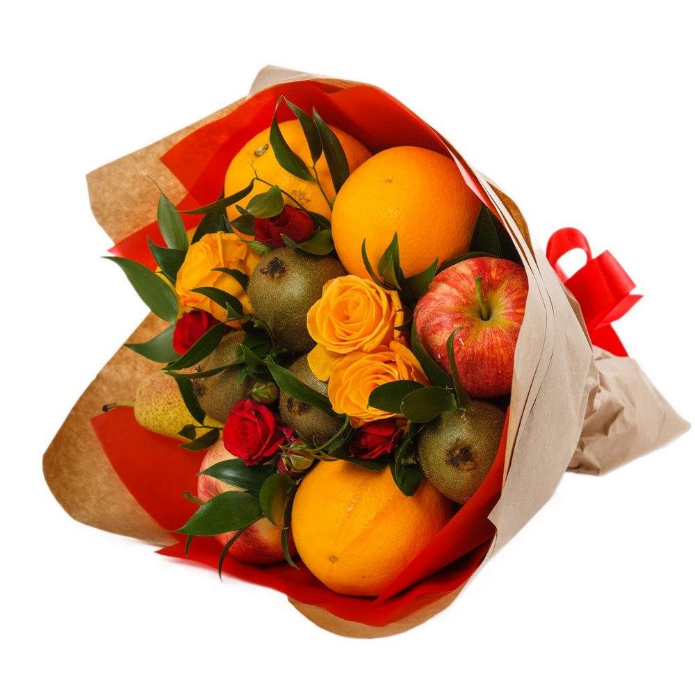 Фруктовый букет «Оранж Джус» 1